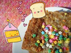 Birthday Cake Bread Pudding Recipe | Serious Eats