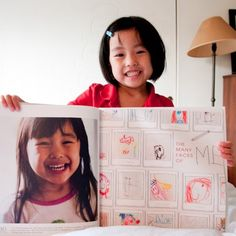 """Transform the mountain of your budding Picasso's artwork into these 8 unexpectedly cool keepsakes! """"How to Preserve Your Child's Art"""""""