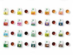 Wanderlust Tea on Packaging of the World - Creative Package Design Gallery