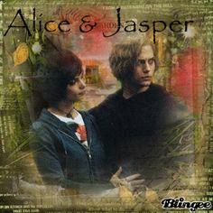 Alice & Jasper Alice And Jasper, Twilight Pictures, New Moon, Twilight Saga, Photo Editor, Behind The Scenes, Animation, Shit Happens, Cringe
