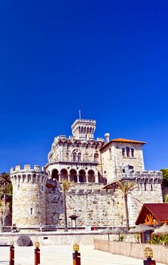 Beautiful Castle of Estoril, Portugal | 32 Stupendous Places in Portugal every Travel Lover should Visit