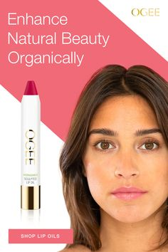 Enhance natural beauty, organically, with Ogee's floral-inspired Tinted Sculpted Lip Oils. Buildable, conditioning coverage in 8 semi-sheer shades. Natural Beauty Tips, Natural Skin Care, Clean Beauty, Beauty Secrets, Beauty Hacks, Beauty 101, Vaseline Beauty Tips, Beauty Tips In Hindi, Sheer Shades