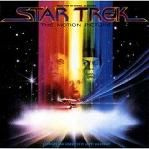 Jerry Goldsmith - Star Trek: The Motion Picture soundtrack CD cover - one of my fave  scores