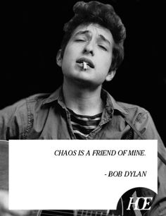 Quote of the Day: Bob Dylan