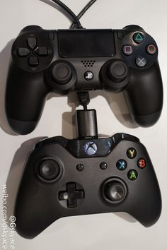 Xbox One Vs Xbox 360 Controller Comparison + Vs Controller Comparison - GamingReality Videogames, I Get Money, Lets Play A Game, Xbox 360 Controller, Video Games Xbox, Some Games, Playstation, Ps3, Best Games