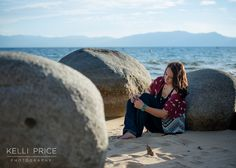Kelli Price Photography | Senior Session at Lake Tahoe, California | www.KelliPricePhotography.com | Class of 2016