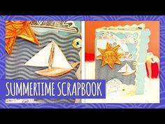 DIY Summertime Scrapbook - HGTV Handmade