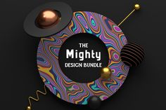 The Mighty Design Bundle: Incredible Design Resources Leaf Texture, Blue Texture, Paper Texture, Photo To Watercolor, Light Font, Elegant Logo, Vector Shapes, Illustrator Tutorials, Vintage Ornaments