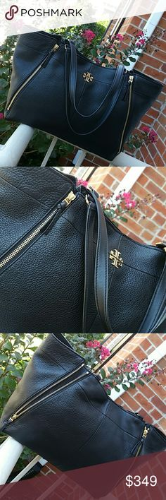 Spotted while shopping on Poshmark: Authentic Tory Burch bag! #poshmark #fashion #shopping #style #Tory Burch #Handbags