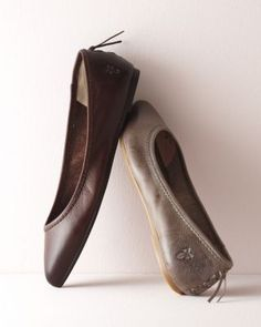 Frye Regina Flat Shoes