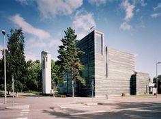 Laajasalon kirkko, Helsinki