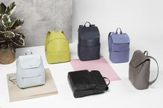 We got your back! Discover our backpacks for the Spring 2015 at mattandnat.com
