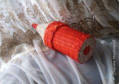 Поделка изделие Плетение Шкатулочки Трубочки бумажные фото 12