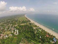 Bahía de Tela Honduras