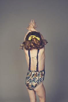 Swimsuit 1 piece for Summer 15 from LEOCA Paris