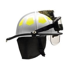 With traditional style and a double shell, the UST fire helmet offers protection from high-heat, and resistance from chemicals. It also features a Bullard® 12-pt. comfort system and Bullard Sure-Lock® ratchet headband to provide a comfortable and secure fit with the turn of a knob. The balanced, ...