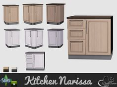 BuffSumm's Kitchen Narissa Counter Two