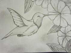 Hummingbird Drawings   Hummingbird Sketch by WOLFDEMON001 on deviantART