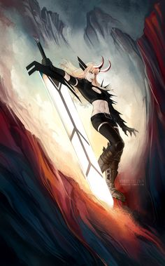 Magik | Uncanny X-men by Geovanna Ramirez