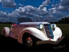 36 Auburn Speedster in Moonglow is my kind of ride and priced right ~:0) VivaChas Hot Rod Art!