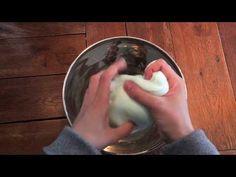 DIY MEGA FLUFFY SLIME!!! (Dansk) - YouTube