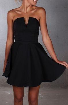 Classic - the black dress