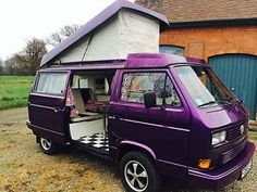 Someone get me this for Xmas... Campervan