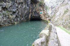 "Hiking in ""Ruta de Cares"", Picos de Europa National Park Hiking, River, Outdoor, Paths, Walks, Outdoors, Trekking, Outdoor Living, Hill Walking"