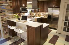 Recycled paper countertops