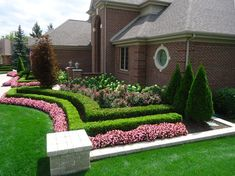 Novi Front Landscape Redesign - traditional - landscape - detroit - Executive Landscape