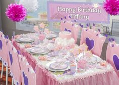 Introducing Shindigz Pretty Princess Party Design! Start here to plan a #Princess Birthday!