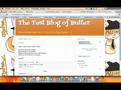 How to Design Your Blog - YouTube