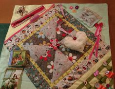 Michele Bilyeu Creates *With Heart and Hands*: Making Fidget Quilts: Free Tutorials and Ideas Updated 2019 Quilting Projects, Sewing Projects, Senior Activities, Winter Activities, Art Activities, Outdoor Activities, Alzheimers Activities, Sensory Blanket, Fidget Blankets