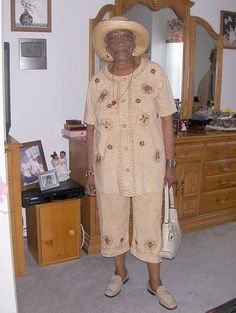 Auntie Dorothy, 96 years old in August 2012, amazing lady!  Love her!