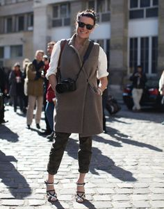 My FAVORITE blogger ever! And winner of the CFDA Media award. <3 Garance!