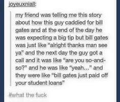#BillGates