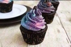 Space cubcake
