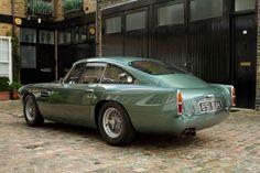 1960 Aston Martin DB4 Lightweight