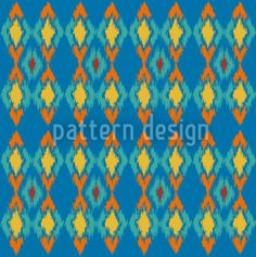 Tribal Dance Water by Nina May for Pattern Design Shop Tribal Dance, Design Shop, Surface Pattern Design, Vector Pattern, Vector File, Ethnic, Symbols, Patterns, Water