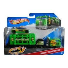 Hot Wheels UFO Squad by Hot Wheels. $6.60. Semi truck with car included
