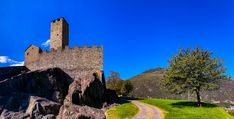 Outside the castle. Castelgrande in Bellinzona, Switzerland - Clickasnap - The world's largest, free to use, paid per view, image sharing platform Pay Per View, Image Types, Image Sharing, View Image, All Pictures, Worlds Largest, Switzerland, Monument Valley, The Outsiders