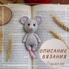 VK is the largest European social network with more than 100 million active users. Crochet Rabbit, Crochet Mouse, Crochet Baby, Free Crochet, Amigurumi Doll Pattern, Crochet Dolls Free Patterns, Doll Patterns, Crochet Animals, Stuffed Toys Patterns