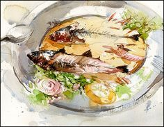 8df5c52e59ec597e1d98f13d8af24511--urban-sketching-watercolor-paintings.jpg (570×443)
