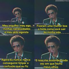 Bruno Mars - when i was your man I Miss U, All About Music, Bruno Mars, Your Man, Movie Quotes, Music Is Life, Song Lyrics, Wise Words, Best Quotes