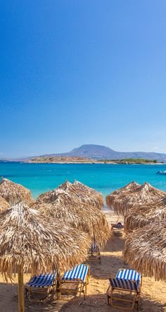 Marathi beach in Chania, Crete Beautiful Places To Visit, Beautiful Beaches, Places To Travel, Places To Go, Crete Island, Seaside Village, Rio, Greece Travel, Greek Islands