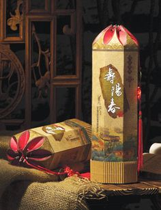 12 Chinese Wine Packaging Design on Packaging of the World - Creative Package Design Gallery