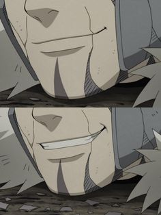 Tobirama Senju, that sexy smile... Grrr! >.<