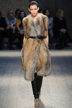 SportMax A/W14 @ London Fashion Week