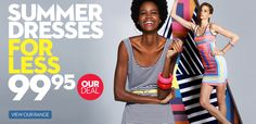 Cool Dresses, Cool Prices#weeklydeals