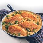 Campbells Chicken and Rice Bake